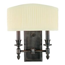 Bridgehampton 2 Light Wall Sconce