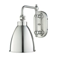 <strong>Hudson Valley Lighting</strong> Somerset 1 Light Wall Sconce