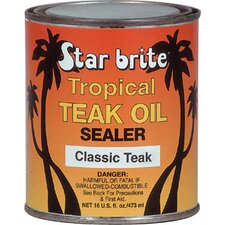 Tropical Teak Oil Sealer