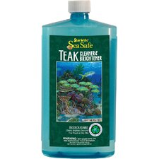Sea Safe Teak Cleaner and Brightener