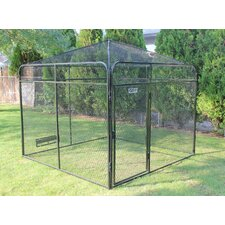 Basic Peaked Yard Kennel Top