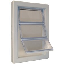 "10"" x 14-3/4"" Ultra-Flex Draft Stopper™ Pet Door"