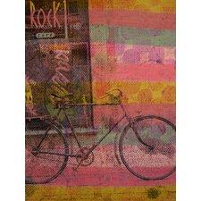 Rock Café Canvas Art