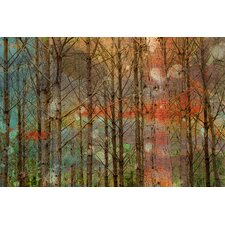 Through the Trees Canvas Art