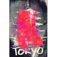 Tokyo Canvas Art
