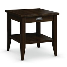 <strong>A.A. Laun</strong> Downtown End Table with Drawer