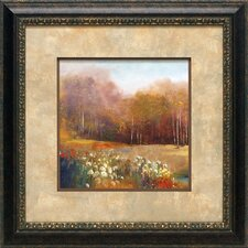 'Garden Dreams I' by Allison Pearce Framed Painting Print