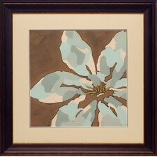 <strong>North American Art</strong> Patchwork Petals I Wall Art