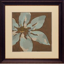 <strong>North American Art</strong> Patchwork Petals II Wall Art