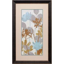 <strong>North American Art</strong> Peaceful Garden I Framed Art