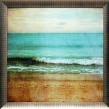 Beach One by Donna Geissler Framed Photographic Print