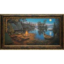 Moonlight Bay by Kim Norlien Framed Painting Print