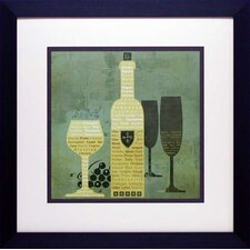<strong>North American Art</strong> Wine to Live By II Wall Art