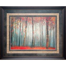 Earthly Delight by Allison Pearce Framed Painting Print