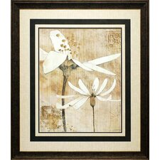 <strong>North American Art</strong> Pencil Floral II Wall Art