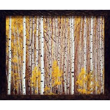 <strong>North American Art</strong> Aspen Grove Wall Art
