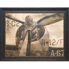 Vintage Propeller Wall Art