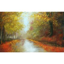 Brighter Days by Asia Jensen Painting Print on Canvas