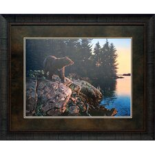 <strong>North American Art</strong> Evening Calm Wall Art