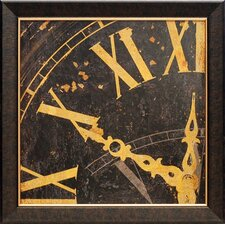 <strong>North American Art</strong> Roman Numerals II Wall Art