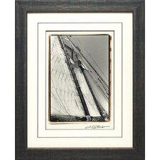 'Set Sail I' by Laura DeNardo Framed Photographic Print