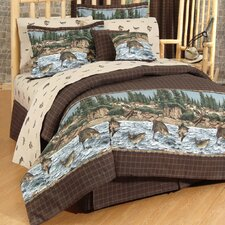 River Fishing Bedding Collection