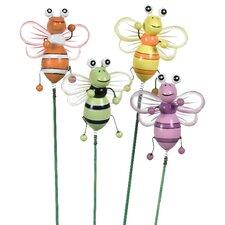 """2.5"""" Buzzin Bee Pick (Set of 12)"""