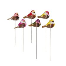 """2"""" Bird on a Wire Pick (Set of 12)"""