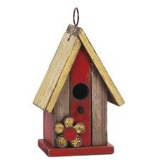 "8.5"" x 5.5"" Hanging Birdhouse"