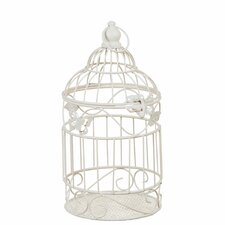Wire Hanging Decorative Bird Cage