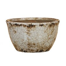 Crackle Ceramic Bowl