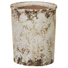Crackle Pot Vase