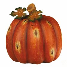 Ceramic Pumpkin Offers Instant Appeal