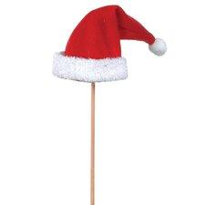 Santa Hat Pick