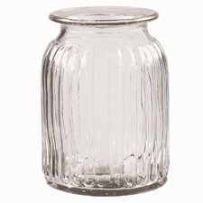 Ribbed Vase (Set of 2)