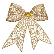 Clip-On Lace Bow (Set of 6)