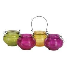 Ceramic Lantern (Set of 4)
