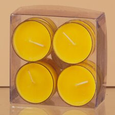 Citrus Blend Tea Light Candle (Set of 8)