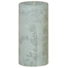 Weathered Ocean Breeze Pillar Candle