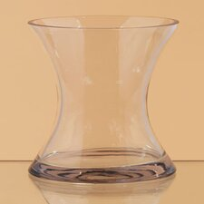 Hourglass Shaped Vase