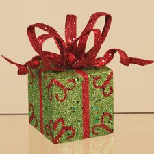 Glitter Christmas Package