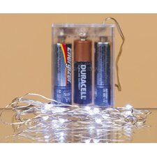 20 LED Battery Operated String of Lights