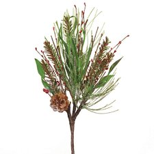 <strong>Oddity Inc.</strong> Exclusive! Lighted Pine Berry Stem