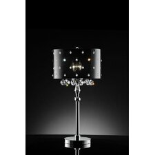 "31"" H Glam Table Lamp"