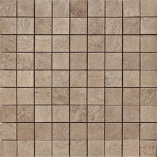 "<strong>Samson Tile</strong> Genesis 12"" x 12"" Matte Mosaic Floor and Wall Tile in Avana"
