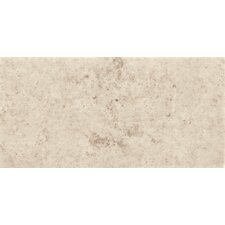 "Jura 12"" x 24"" Matte Floor Tile in Ivory (Box of 7)"