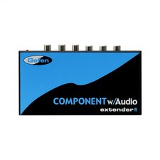 Component with Audio Receiver