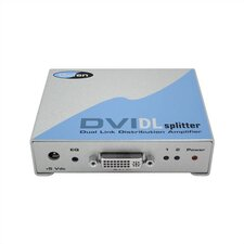 1 x 2 DVI DL Splitter