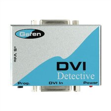 DVI Detective with External Controls
