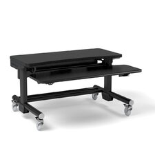 "MoveMore Elevate 48"" Desk with Sitting and Standing Functionality"
